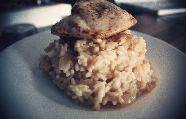 烹飪時間:牛油焗雞扒意大利飯