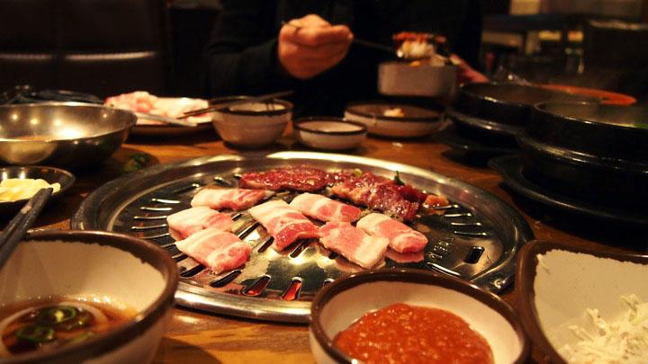 首爾(14)-The Best Korean BBQ / October 2011