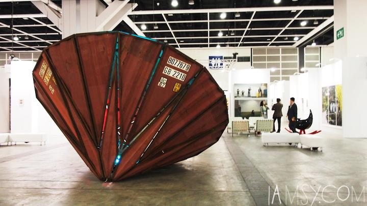 [Art] 走進香港國際藝術展 ART HK 2012(1)