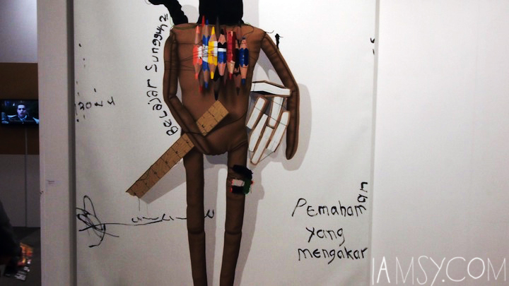 [Art] 走進香港國際藝術展 ART HK 2012(2)