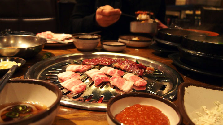 首爾(14)-The Best Korean BBQ / October 2011